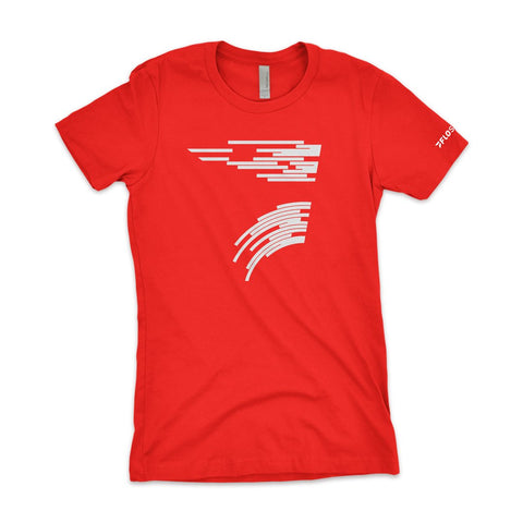 FloSports Digital Hawk Women's Tee