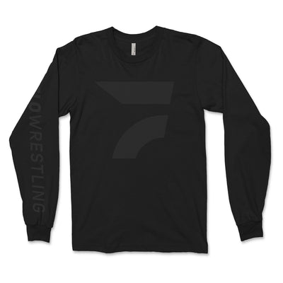 FloWrestling Night Hawk Long Sleeve Tee