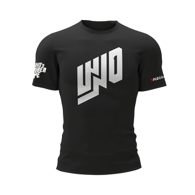 Who's Number One FloGrappling Rashguard