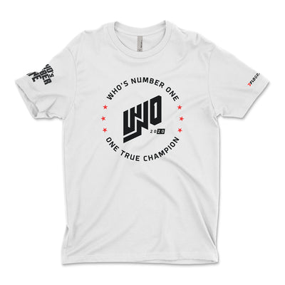 Who's Number One FloGrappling Tee
