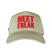 Load image into Gallery viewer, Mesh Trucker Hat (Tan/Red)
