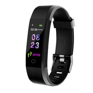 Smart Wristband fitness tracker - Black