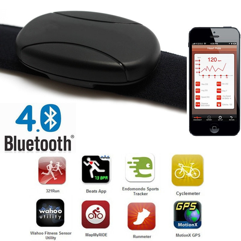 Bluetooth pulse sensor