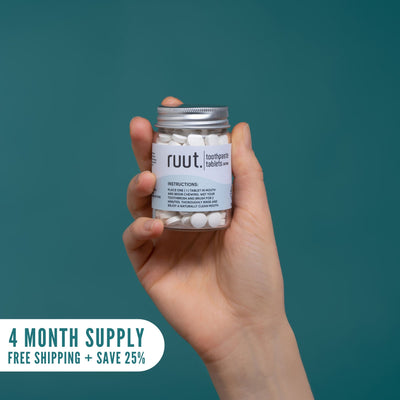 ruut Mint Toothpaste - Subscription