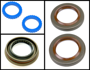 4 kits - Diff. Seal & Star-Washer Kits; Humvee Hummer; 6009472 5579448 5939517