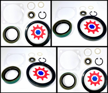 Load image into Gallery viewer, **4 Kits- Reseal / Gasket for CTIS Geared Knuckle Hubs ; Hummer Humvee ; 5745692