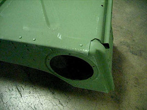 Fender, Right Rear w/o Aux. Fuel ; Humvee  Hummer ; 12339707-1  2510-01-335-4170