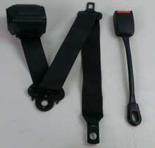 Load image into Gallery viewer, 1 EACH - Humvee  ;  3 POINT SEAT BELT KIT ---  REAR -- LH or RH