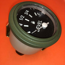 Load image into Gallery viewer, FUEL LEVEL GAUGE (STD) ; Humvee Hummer H1 ,  6680-01-298-0498  12338474  5568667