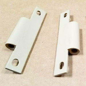 2 each - TAN - Hinge , X-Door or Soft Door - Bodyside ; Hummer ; 12338650-1  TAN