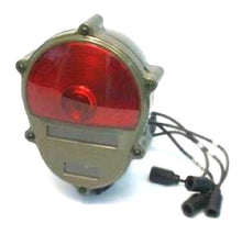 Load image into Gallery viewer, Tail-Light - 24v Green Plastic Housing w/ Red Lens  ; 12375837  6220-01-372-3883