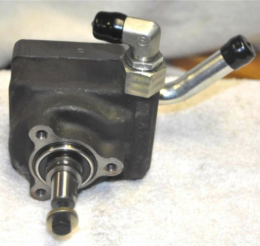 Power Steering Pump , 1900psi/120bar ; M1114  Humvee ; 2530-01-554-4731 12506973