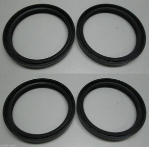 4 each- Seal , Lower Output Knuckle ; Hummer Humvee ; 12342961  5330-01-203-6551