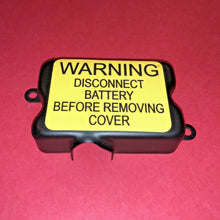 Load image into Gallery viewer, COVER & LABEL , 60amp Gen. Terminal ;  Humvee ; 2920011684127 , 35-762 , AMA1052