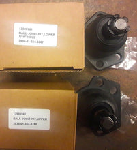 Load image into Gallery viewer, 8 each - HD Ball Joints  4 Upper & 4 Lower ; Humvee Hummer ; 12506982 + 12506981