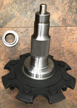 Load image into Gallery viewer, 4 each- SPINDLE w/spacer- CTIS KNUCKLE; Humvee; 2530-01-417-2725 5715295 5594530