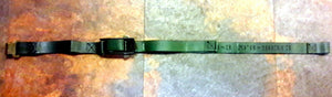 50 each- Hold-Down Strap, Fuel/Water ; Humvee ; 5340012564655 12340488-3 5595992