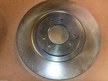 "Load image into Gallery viewer, 12"" BRAKE ROTOR - SOLID ; M1114 Humvee Hummer ; EX4857 2530-01-461-4732 12469425"