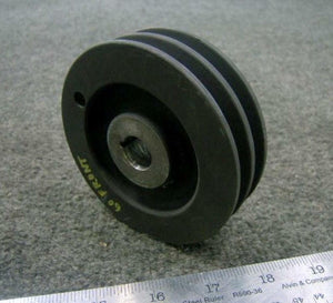 Pulley , Groove 60 Amp Alternator; Humvee ; 5591680  12339395  3020-01-198-0633