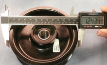 Load image into Gallery viewer, 8-Groove Belt Idler Pulley ; Humvee M998 ; 3020-01-482-1834  12380007  RCSK18690