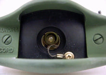 Load image into Gallery viewer, Side Clearance Light, 383 Green Housing , Amber Lens, LED-24V; MS35423-1 w/LED