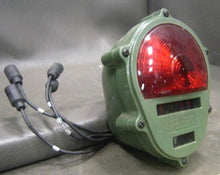 Load image into Gallery viewer, Tail-Light w/Green Plastic Housing&Red Lens; 11614157 MS52125-2 6220008801625