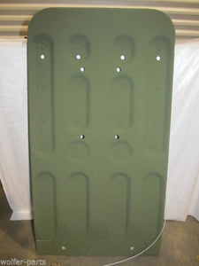1 each SEAT-BACK RH or LH w/Cable&Studs; HUMMER ; 12340051 5585117 2540011883229