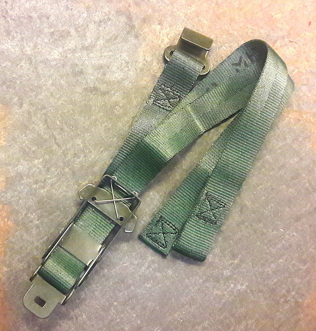 STRAP , WATER CAN , GREEN ; M998 Humvee ; 5340-01-256-4655 12340488-3 5595992