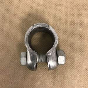 CLAMP LOOP with bolt & nut; HUMMER HUMVEE M998 ; 5740927 12339202  with hardware
