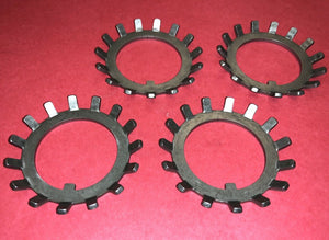 4 each- LOCK WASHER -Knuckle Spindle ; Humvee Hummer ; 5310-01-213-4185  5584462