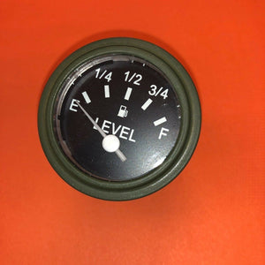 FUEL LEVEL GAUGE (STD) ; Humvee Hummer H1 ,  6680-01-298-0498  12338474  5568667