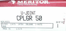 Load image into Gallery viewer, 2 each - U-Joint , Steering Column ; Hummer H1 ; CPL6N8 2520-00-352-2168 5744602