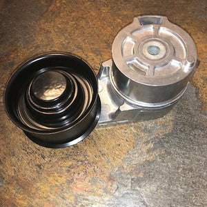 TENSIONER , BELT ;  M1114  Humvee  6.5L  ;  12469484   600637   2920-01-491-2011