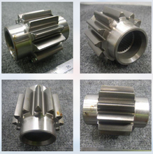 Load image into Gallery viewer, Complete set of 8- Gear Spurs for 12K Knuckle; 4 Lower 6009452 + 4 Upper 6009453