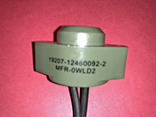 Load image into Gallery viewer, LED Amber  Transmission Indicator ; Hummer Humvee ; 6220-01-412-6420  12460092-2