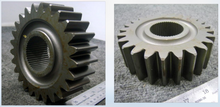 Load image into Gallery viewer, Set of 2- Gear Spur Lower Output 12K Knuckle ; Humvee ; 6009452 3020-01-476-2701