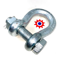 Load image into Gallery viewer, 4 each- SHACKLE ASSEMBLY  21T ; HEMT MRAP M113 MTV ; 4030-01-187-0964 12328579
