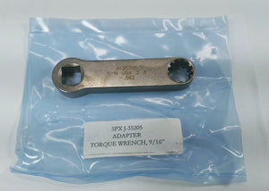 "TORQUE WRENCH ADAPTER (9/16"")  5120-01-173-6253 J-35205"