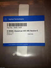 Load image into Gallery viewer, O-Ring , Perfluoroelastomer , White  ; 0905-1609 ,  80089-942 , 2-002 , AGILENT