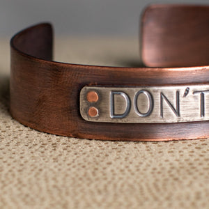 The Motivational Bracelet