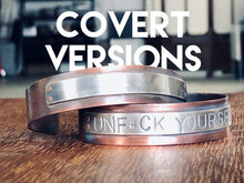 Load image into Gallery viewer, Stontree Creative - The Covert Motivational Bracelet
