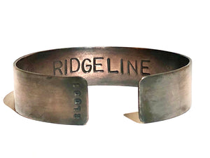 "The Ridgeline ""Find Your Why"" Bracelet"