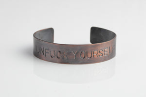 Custom Motivational Bracelet
