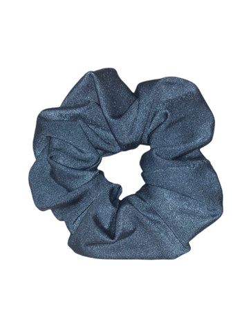 Smokey Blue Hair Tie - HeatherLeigh Swimwear