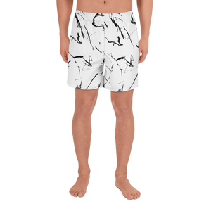 The Jonny Men's Drawstring Board Shorts - HeatherLeigh Swimwear