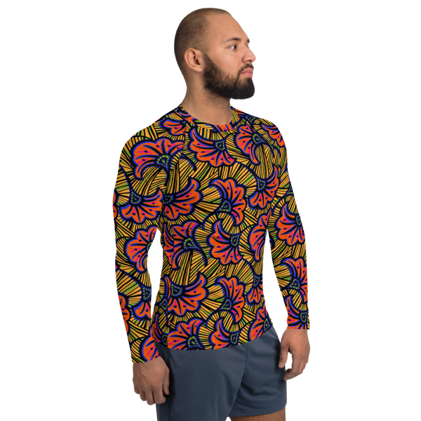 The Robert Men's Rash Guard - HeatherLeigh Swimwear