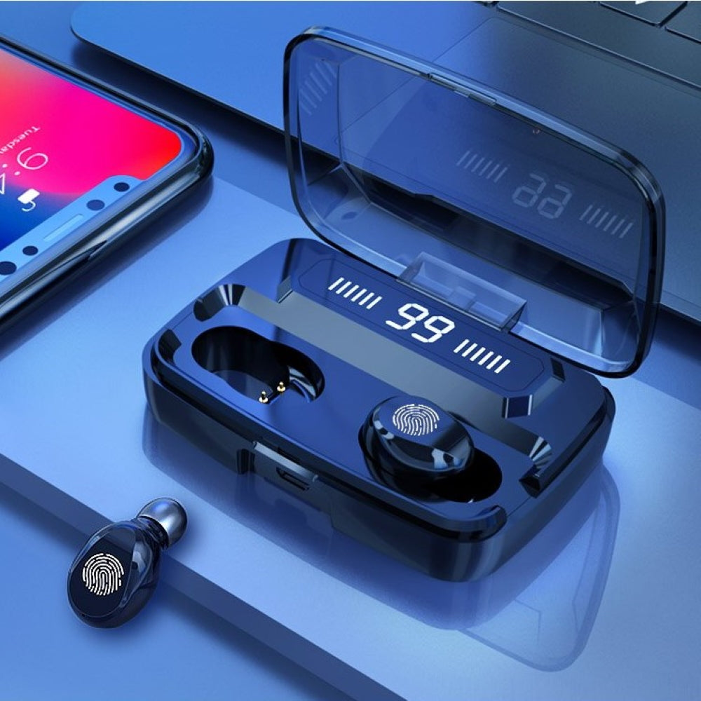 Wireless TWS Bluetooth 5.0 Waterproof Gaming Earbuds
