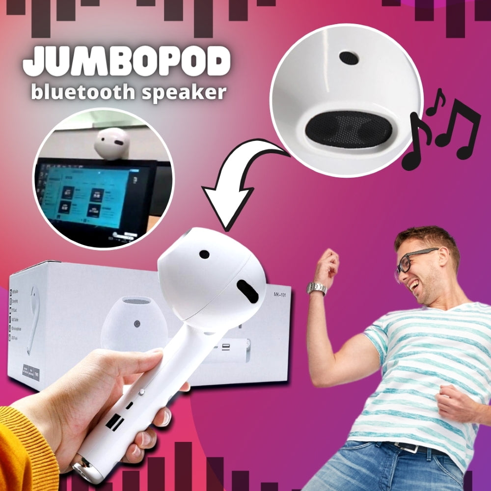 Mega Sized Portable Rechargeable Bluetooth 5.0 Speaker