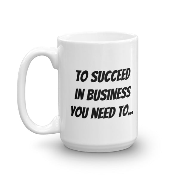 What The Customer Wants Coffee Mug | Richard Branson