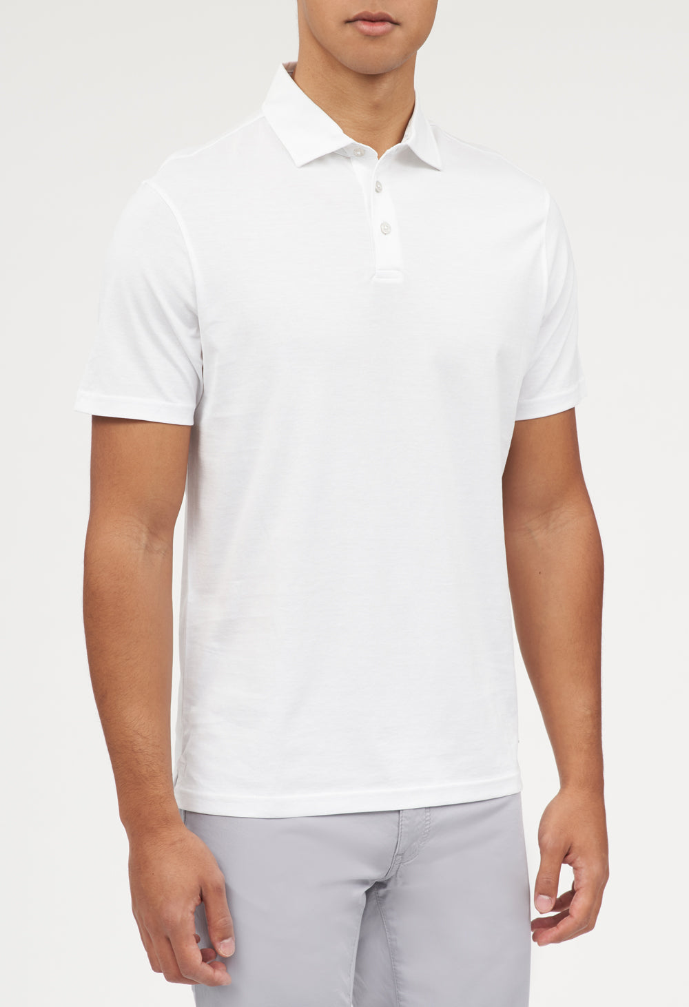 Pepe Three-Button Polo